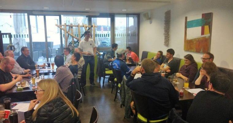 Jahreshauptversammlung im Hotel & Cafe Paso