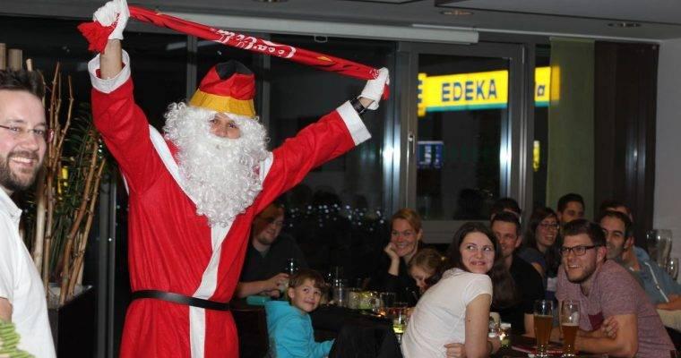 Weihnachtsfeier FC Pasenbach