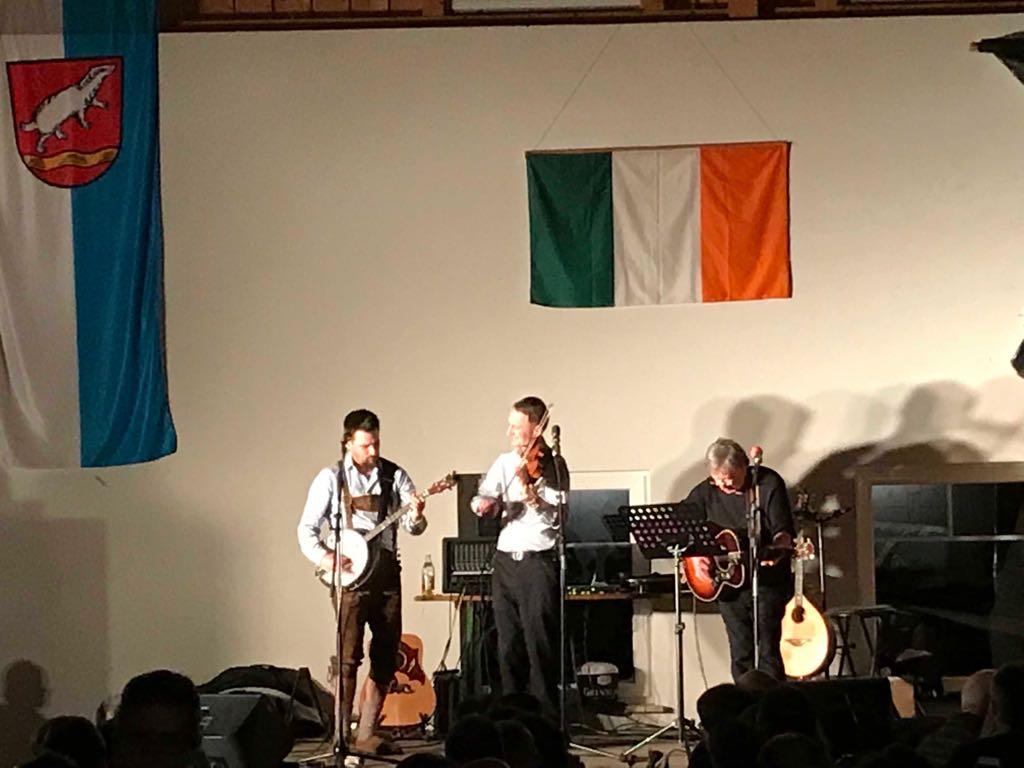 St. Patrick's Day Konzert