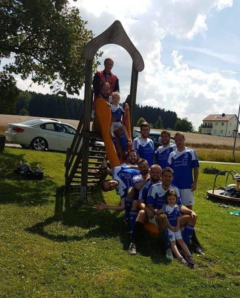 Dritter Platz beim Turnier des BC Aufhausen