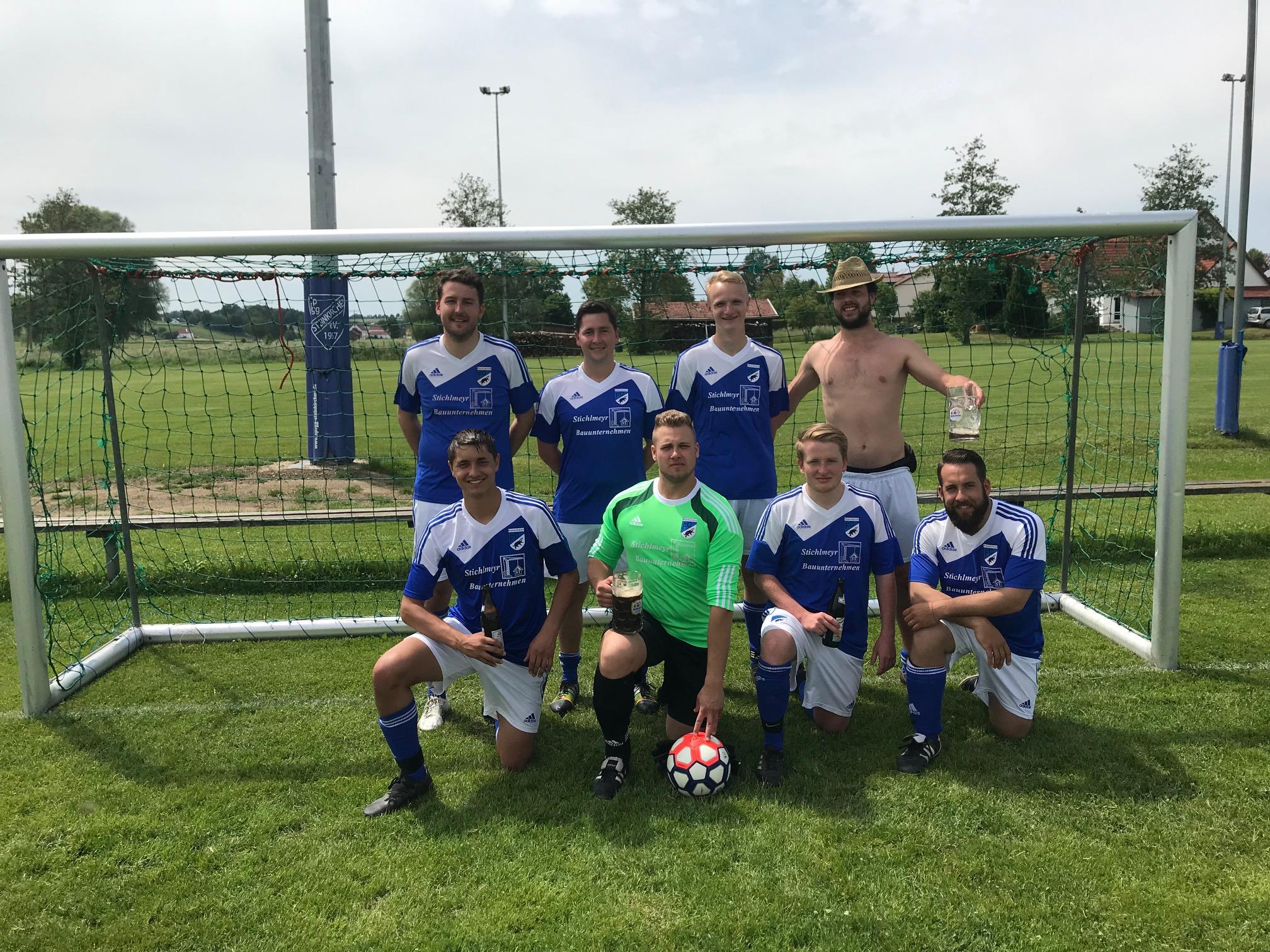 Gauditurnier FC Hargott