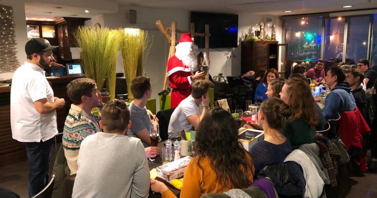 Weihnachtsfeier des FC Pasenbach