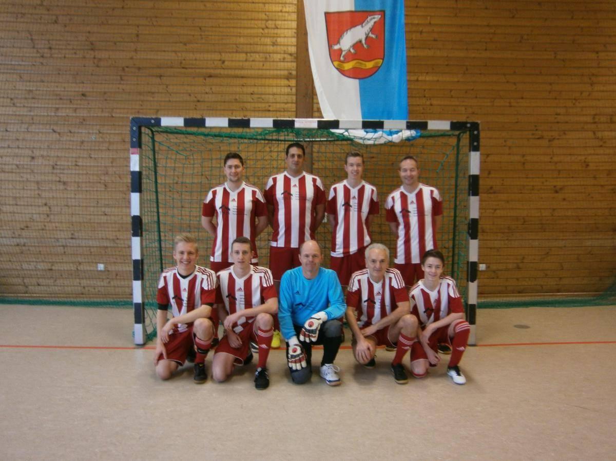 4. Platz: BC Aufhausen