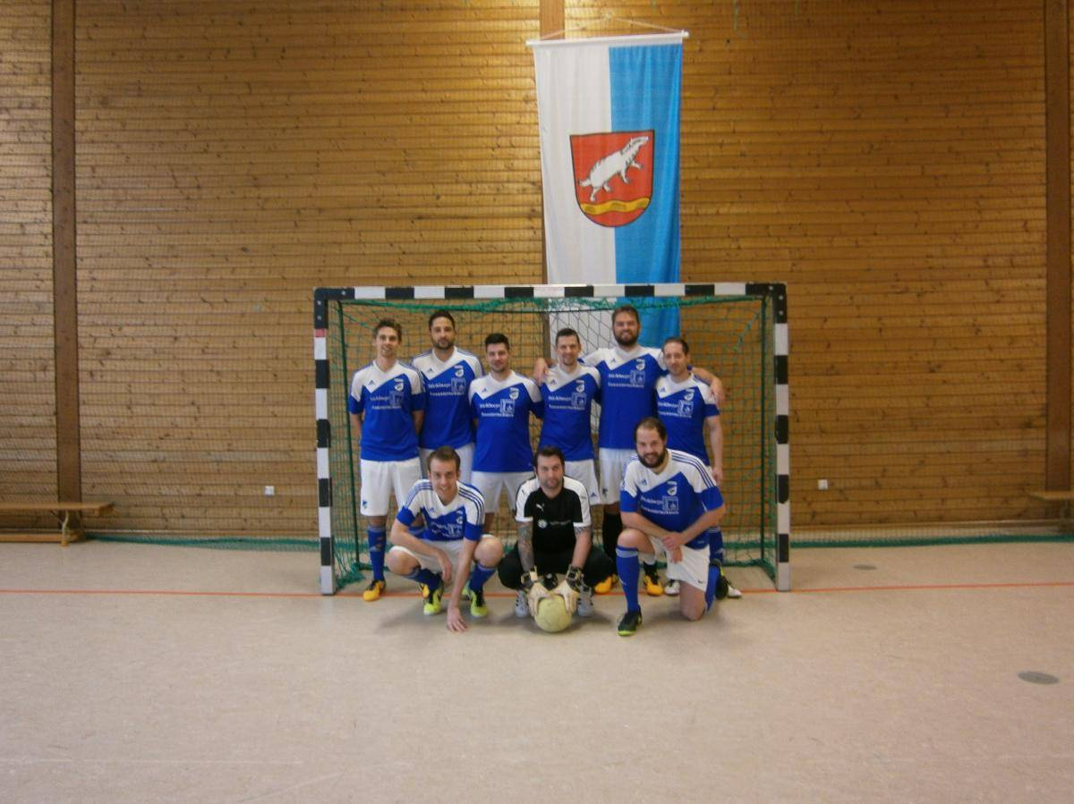 3. Platz: FC Pasenbach
