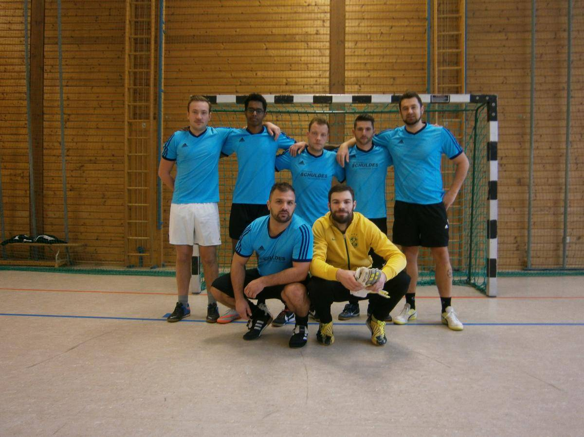 5. Platz: Headbutt United