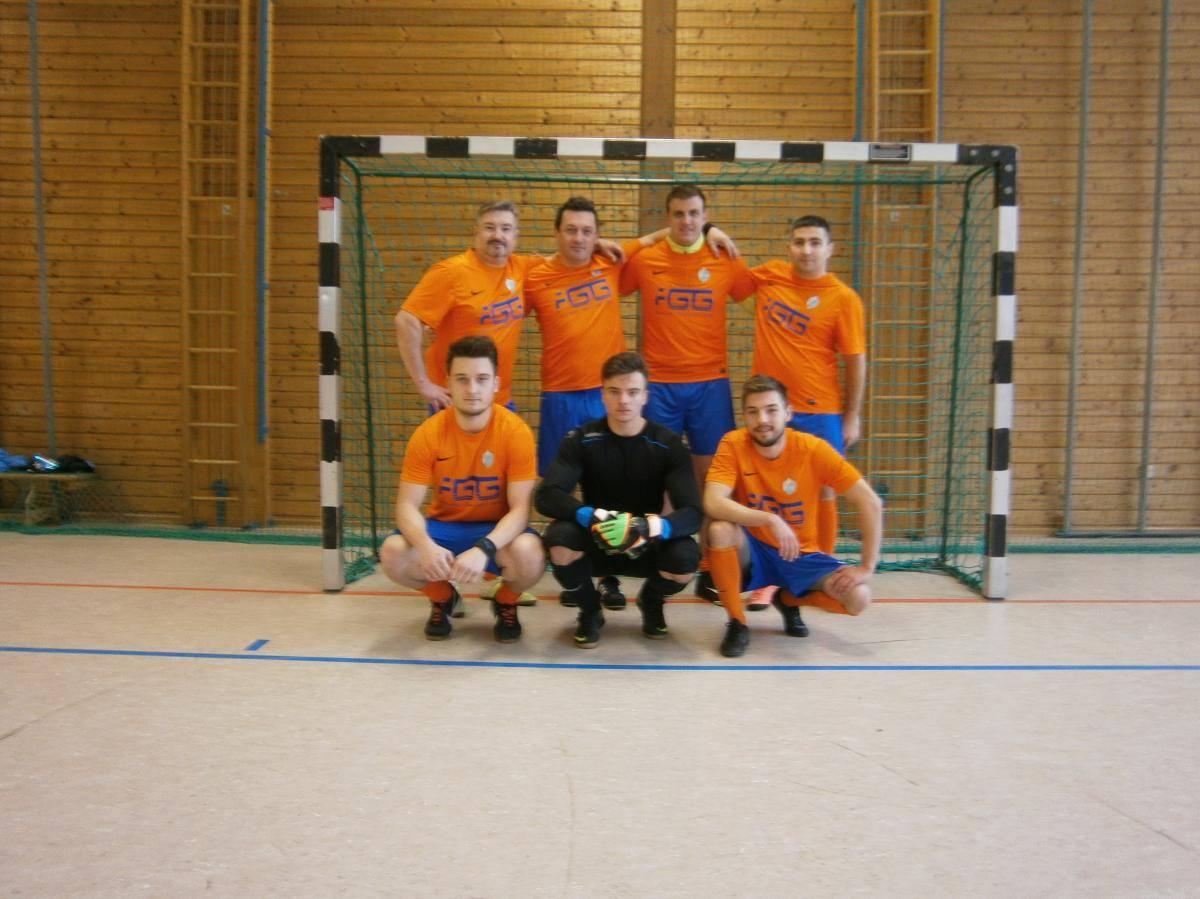 1. Platz: Soccer Zocker