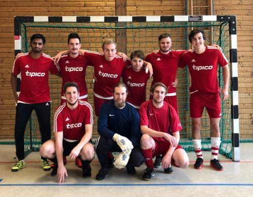 2. Platz: Gröbenbach Kickers