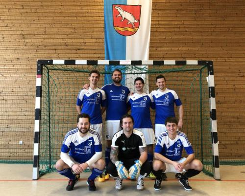 1. Platz: FC Pasenbach